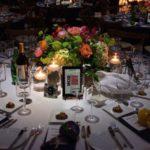 Corporate Gala - Pin-Spot Table-Top Lighting