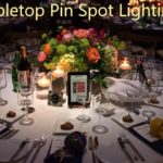 LED Table-top Pin Spot Lighting