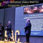 High Definition Video Walls available in any size